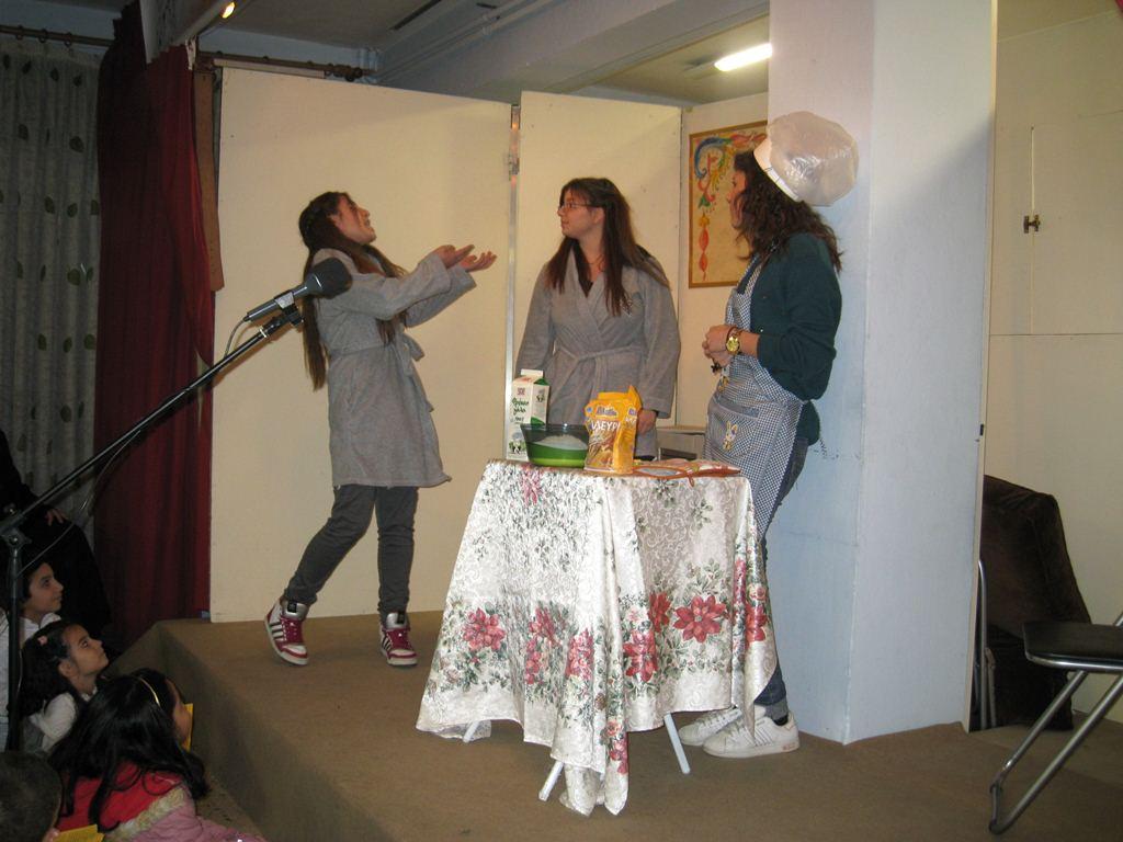 07 Εορτή Κατηχητικών Αγίου Νικολάου